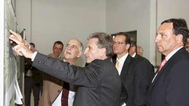 Hoher Besuch: Ministerpräsident von Baden-Württemberg zu Gast bei CAMLOG
