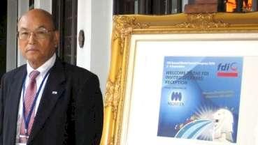 Masuda receives idm lifetime achievement award