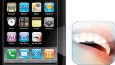 Dotez votre iPhone de la nouvelle application                 « My New Smile »