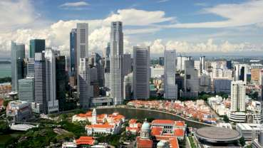 Deutsches Dentallabor in Singapur