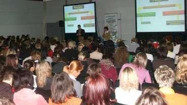 Estetyka po włosku czyli wykłady specjalistów z Rzymu i Bolonii podczas 18. Targów Stomatologicznych KRAKDENT 2010