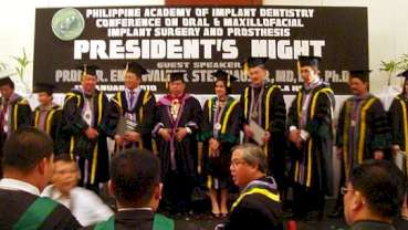 Filipino specialists back up plans for improved implant education
