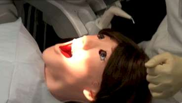 Dentists in Japan go A.I. with patient robot