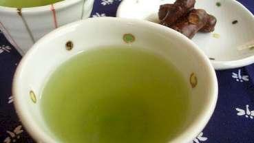 Zielona herbata wzmacnia zęby?