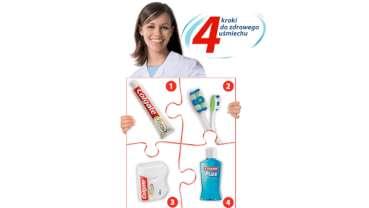 4 kroki do zdrowego uśmiechu