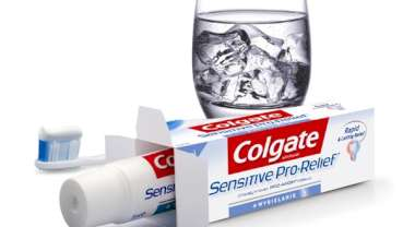 Colgate® Sensitive PRO-RELIEF™ + Wybielanie