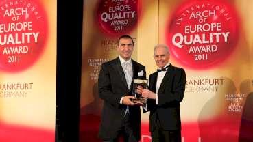 Български дентален център със световна награда за качество и професионализъм