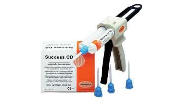 Success CD – Dokonalé provizorní korunky a můstky během pouhých 5 minut