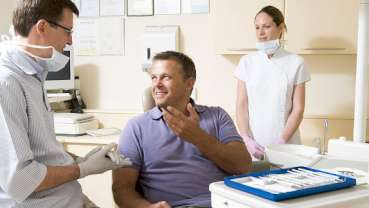 Every second Briton avoids regular dental check-ups