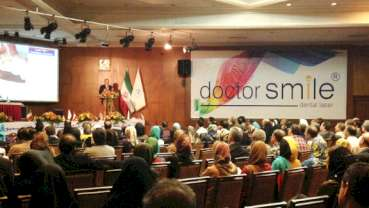 Doctor smile holds symposium in Middle East