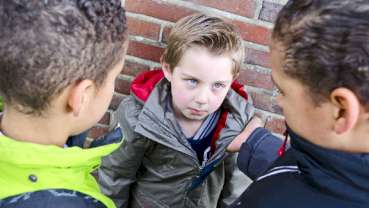 Children with dental problems may experience more bullying