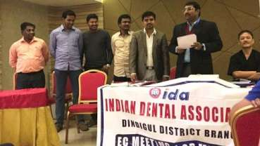 CDE: IDA Dindigul Branch
