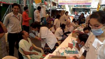 Oral hygiene day celebrated in India on 1st August 2016