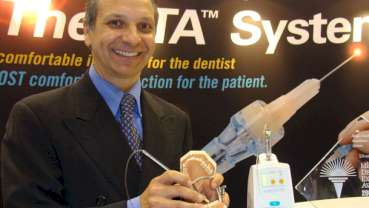 STA System offers an alternative to the mandibular block