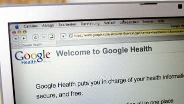 Google launches new online medical records service