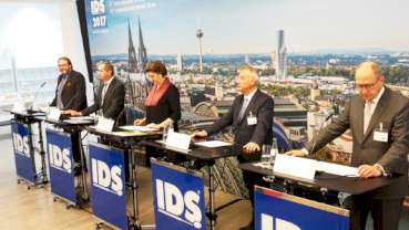 Organisers of IDS extend welcome to anniversary event