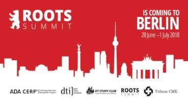 2018根管峰会(ROOTS SUMMIT 2018):在线注册现已开放