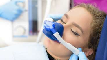 One in two dental practices do not check for nitrous oxide leaks