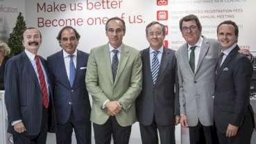 Expertos mundiales se reúnen en Madrid para discutir el futuro de la odontología de implantes