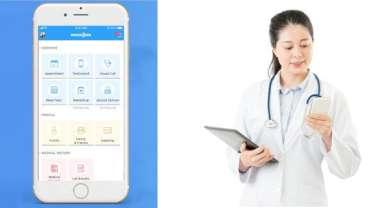 通过手机看病:新加坡推出手机医疗应用
