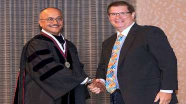 Dr.Paresh Kale conferred Diplomate of American Board of Oral Implantology