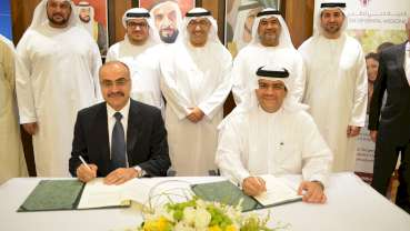 Dubai Healthcare City's Dubai College of Dental Medicine signs scholarship agreement with Julphar