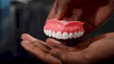3-D printed and drug filled dentures can now keep  infections away