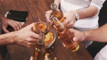 Alcohol consumption increases oral disease causing bacteria, Recent study