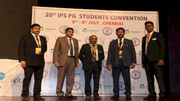 Back to Basics at the 20th IPS post-graduate convention