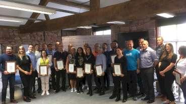 Първата българска група завърши успешно програмата на DАWSON ACADEMY за оклузия и естетика