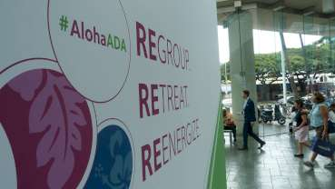 Meeting review: ADA 2018 in Honolulu