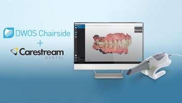 Отныне Dental Wings совместимы с изображениями, получаемыми с помощью сканера Carestream CS 3600