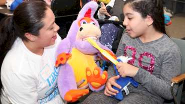 Viscardi Center's 'Take a Dental Health Day' helps those with disabilities