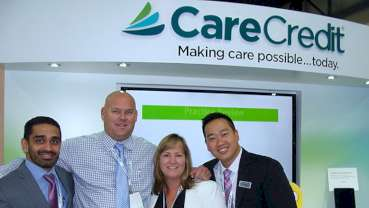 CareCredit is now integrated into Henry Schein's practice management software