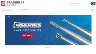 Brasseler Canada launches new e-commerce site