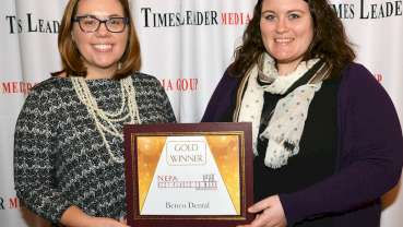 Benco Dental named one of best places to work in northeast Pennsylvania