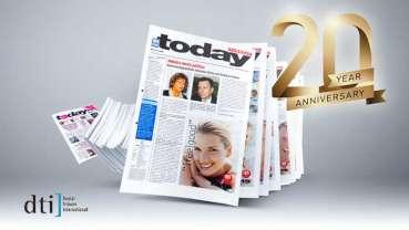 20 lat targowej gazety Today!