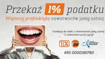 Zapobiegaj rakowi jamy ustnej!