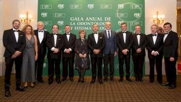 El Consejo General de Dentistas entrega sus premios anuales
