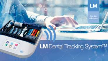 New RFID intelligence in the dental clinic helps translate data into efficiency, safety and savings