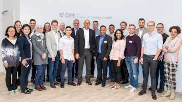 DMG's Young Key Opinion Leader Program celebrates first anniversary