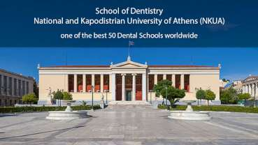 School of Dentistry, Athens Greece: One of the best #50 dental schools wordwide by QS