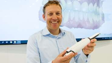 3Shape moves intra-oral scanning forward