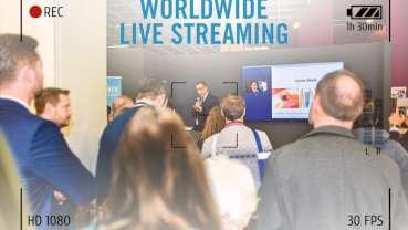 Live at IDS: Dental Tribune Study Club streaming worldwide