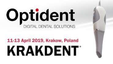 Optident zaprasza na Krakdent® 2019!