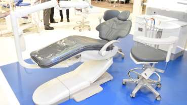 A-dec brings ultimate patient comfort in the dental chair