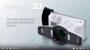 Bγάλτε εικόνες με απόλυτη ακρίβεια και ευκρίνεια με την EyeSpecial C-II της SHOFU DENTAL.
