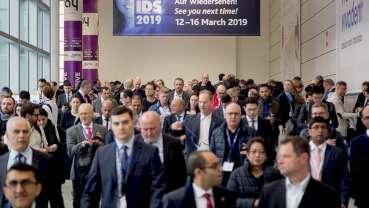 2019年第38回ドイツIDS (国際デンタルショー) の開催まであと少し!