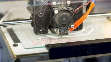 3-Dプリンターの流行は歯科業界により作られる
