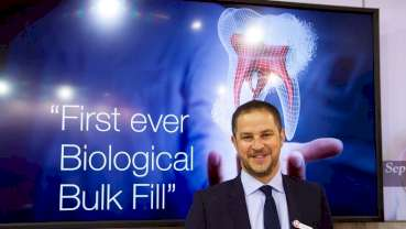 "Interview: ""Biodentine is an innovation that helps dental professionals provide better dental care"""